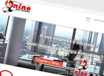 Website Nino dos Recados